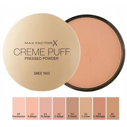 Max Factor Creme Puff 53 Tempting Touch 21gr