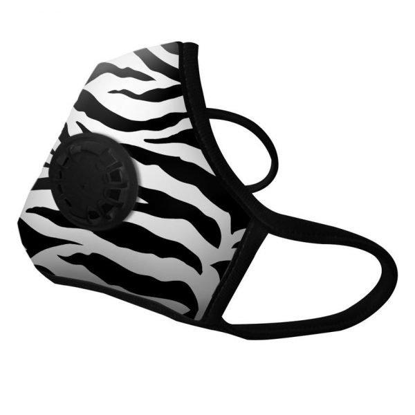 ΜΑΣΚΑ VOGMASK M Zebra ΜΟΝΗ