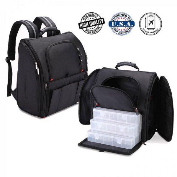 ΒΑΛΙΤΣΑKI σακιδιο/ backpack 5830607 ΜΑΥΡO