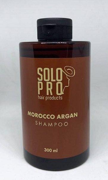 MOROCCO Argan Oil Σαμπουάν 300ml SOLO PRO